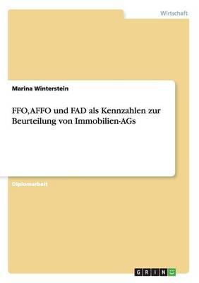 FFO, AFFO und FAD als Kennzahlen zur Beurteilung von Immobilien-AGs