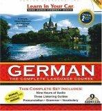 Learn in Your Car German Complete
