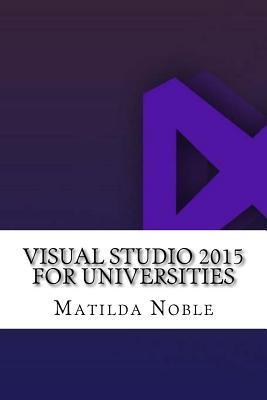 Visual Studio 2015 for Universities