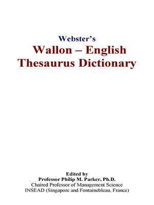 Webster's Wallon - English Thesaurus Dictionary