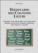 Dizionario dei cognomi liguri
