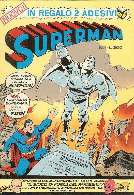 Superman n. 1