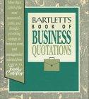 Bartlett's Book of B...
