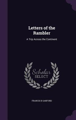 Letters of the Rambler