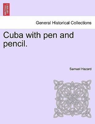 Cuba with pen and pe...