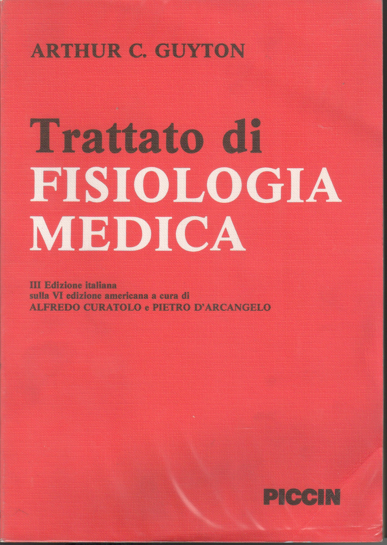 Trattato di fisiologia medica