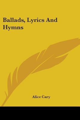 Ballads, Lyrics And Hymns