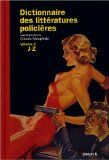 Dictionnaire des littératures policières, tome 2