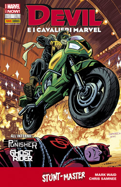 Devil e i Cavalieri Marvel n. 43
