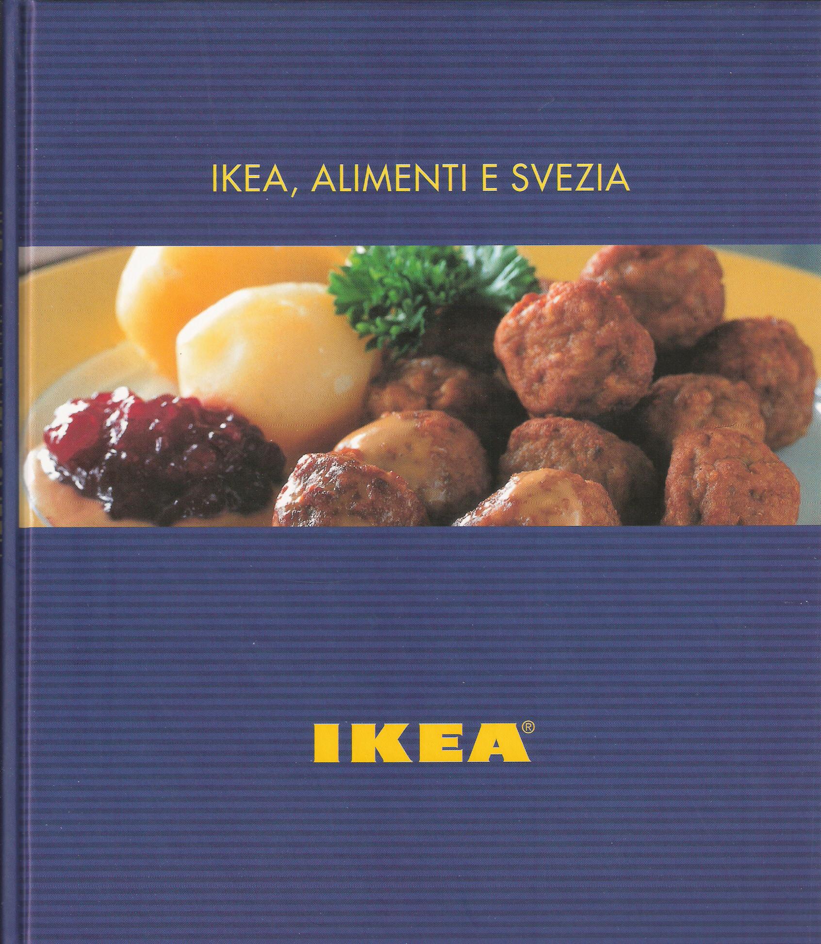 IKEA, alimenti e Svezia