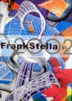 Frank Stella in 2002
