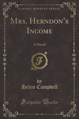 Mrs. Herndon's Incom...