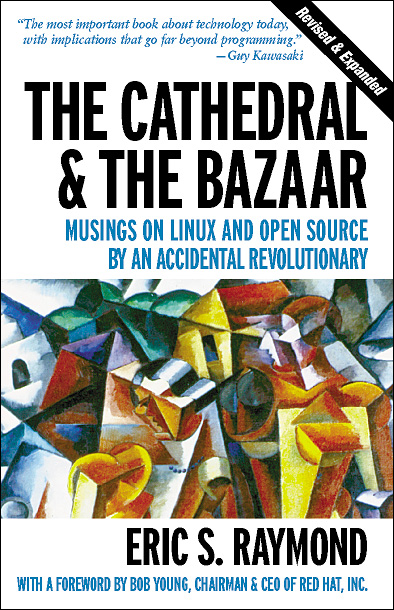 The Cathedral and the Bazaar
