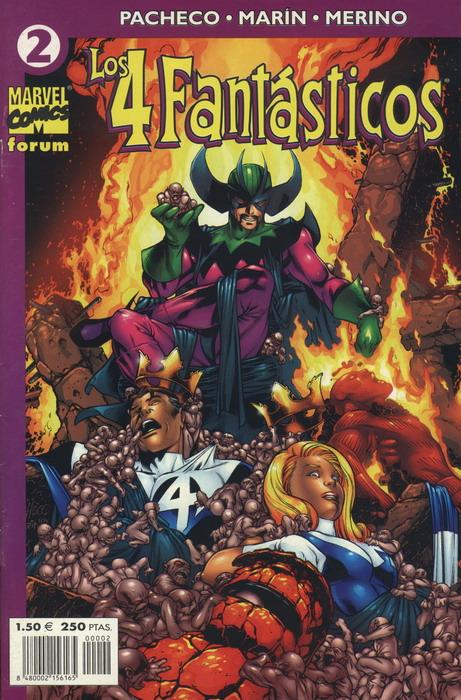 Los 4 Fantásticos Vol.4 #2 (de 24)