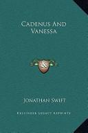 Cadenus and Vaness