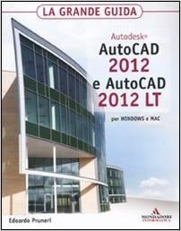 Autocad 2012 e Autocad 2012 LT