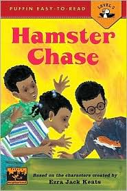 Hamster Chase (Puffin Easy-To-Read