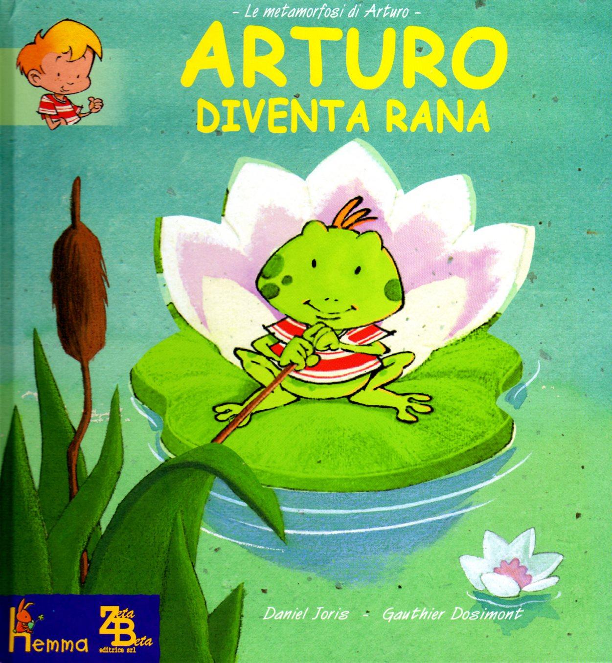 Arturo diventa rana
