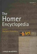 The Homer Encyclopedia, Three Volume Set