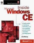 Inside Microsoft  Windows  CE
