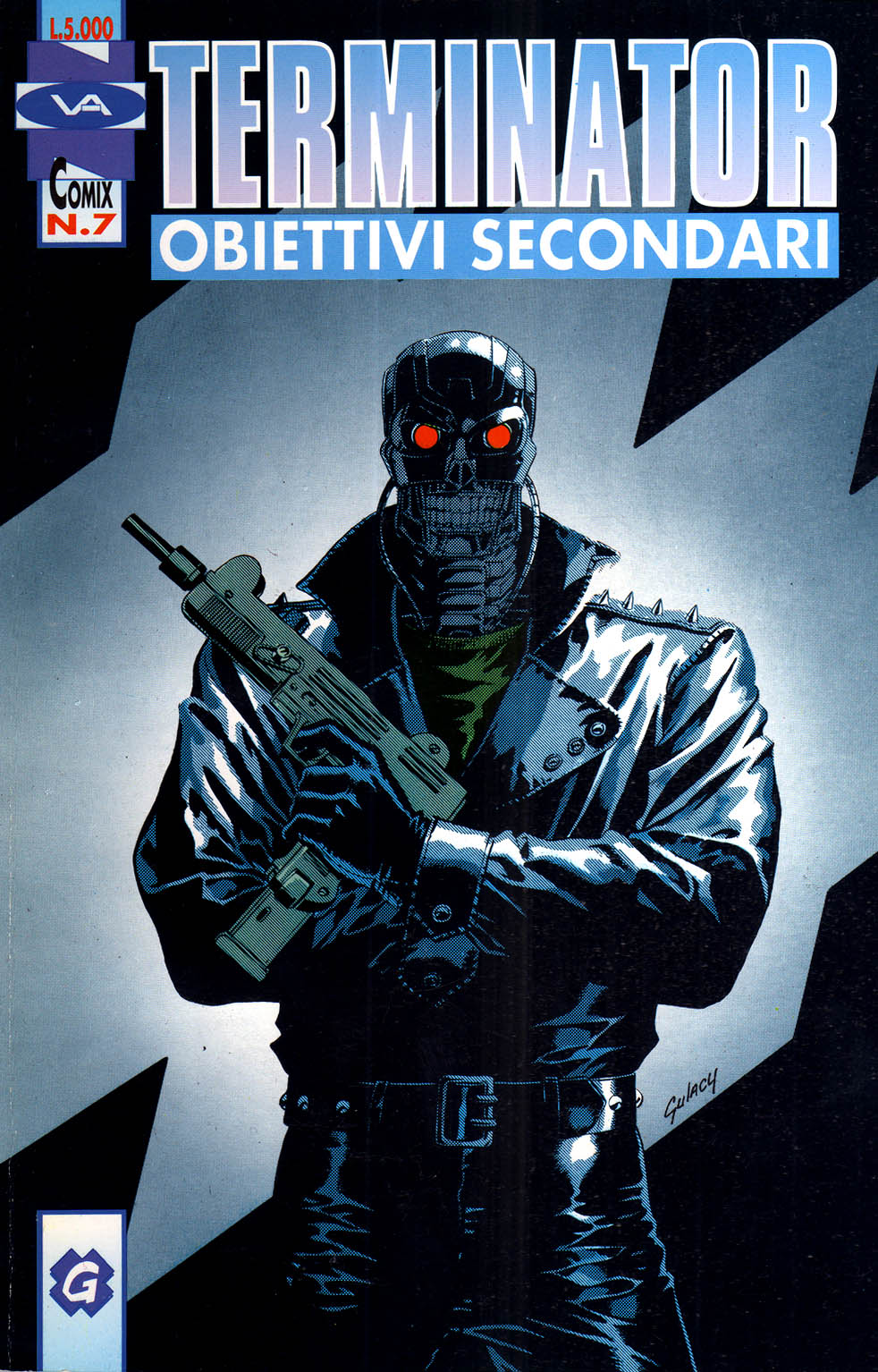 Terminator: Obiettiv...