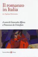 Il romanzo in Italia - Vol. 3