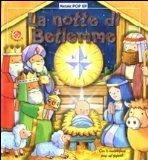 La notte di Betlemme. Libro pop-up