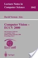 Computer Vision - ECCV 2000, Part 1.