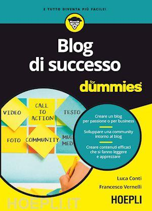 Blog di successo for...