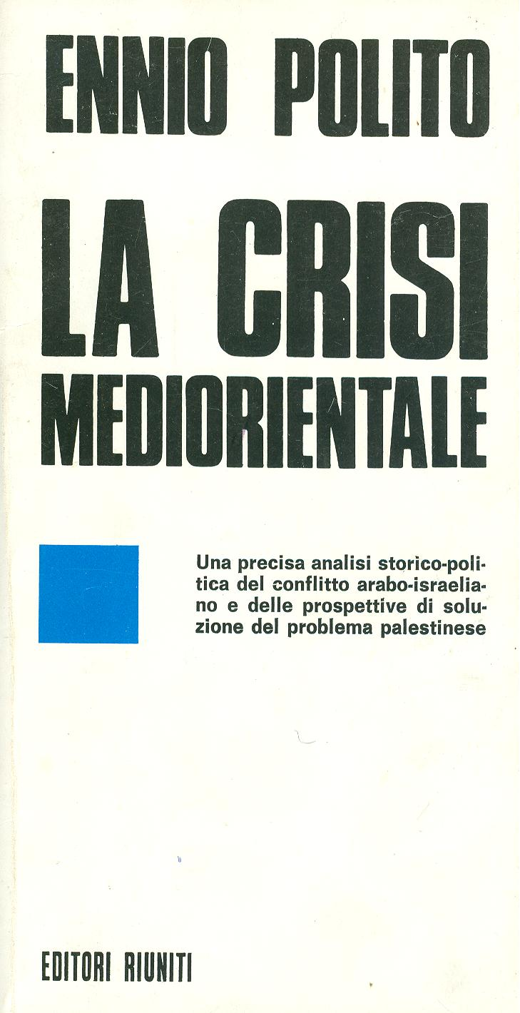 La crisi mediorientale