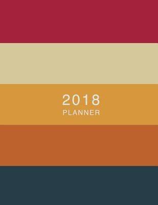 2018 Planner Hex Color Code