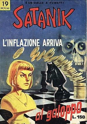 Satanik n. 19