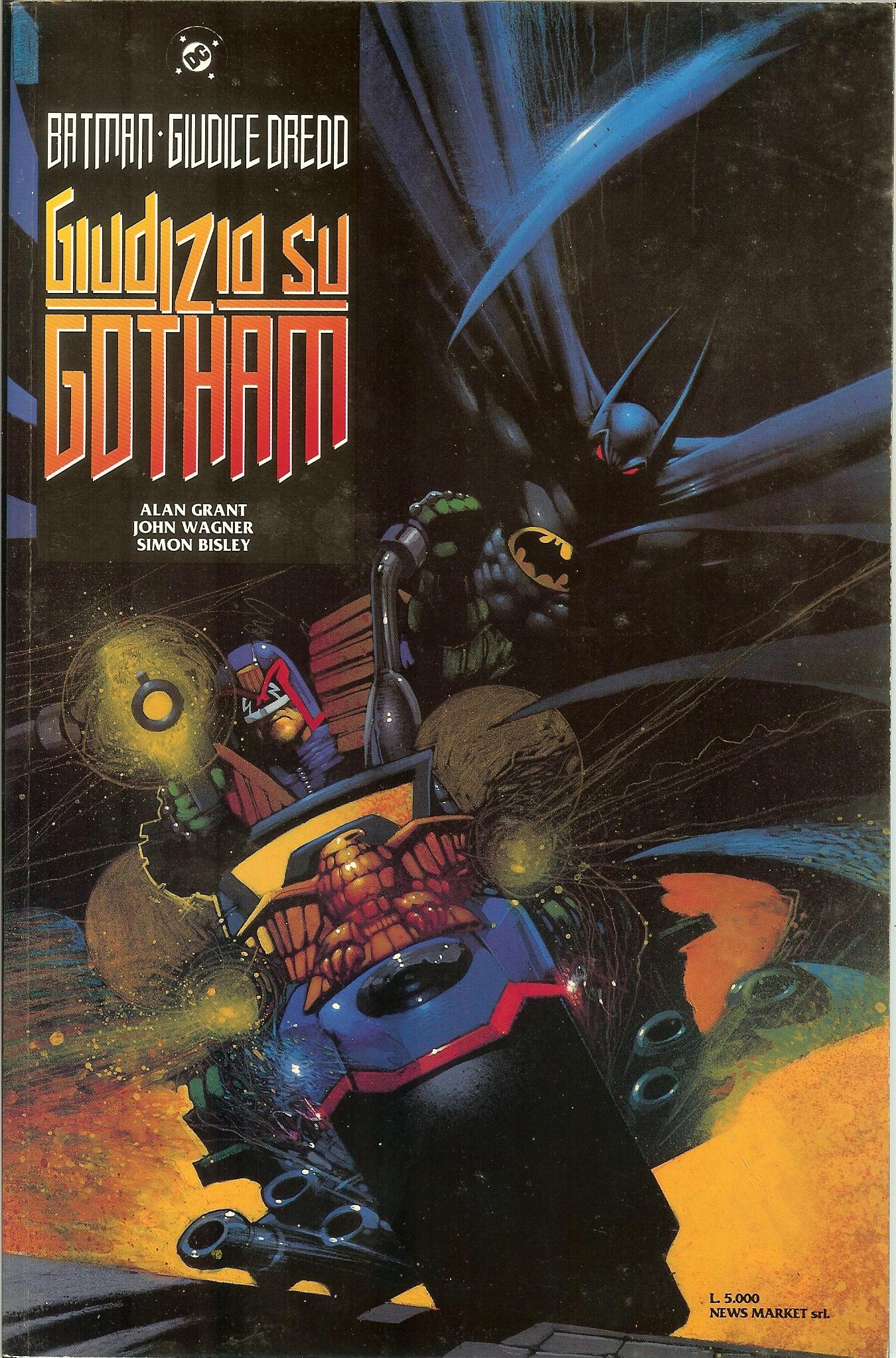 Batman / Giudice Dre...