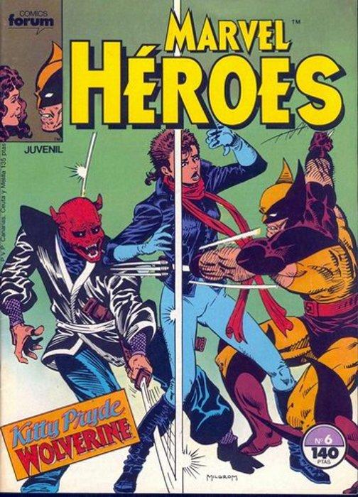 Marvel Héroes #6 (d...