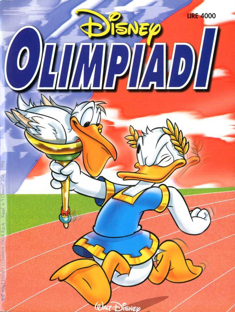Disney olimpiadi