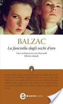 """Honoré de Balzac: """"La fanciulla dagli occhi d'oro"""""""