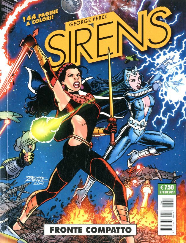 Sirens: Fronte Compa...
