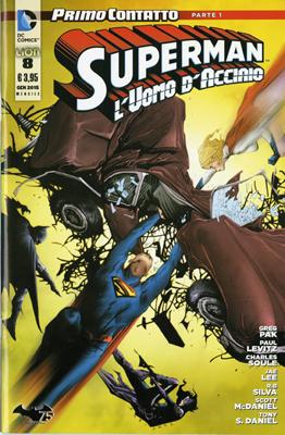 Superman l'Uomo d'Acciaio n. 8