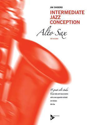 Intermediate Jazz Conception - Alto & Baritone Sax