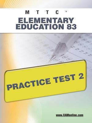 MTTC Elementary Education 83 Practice Test 2