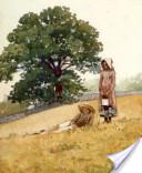 The Celt and Saxon