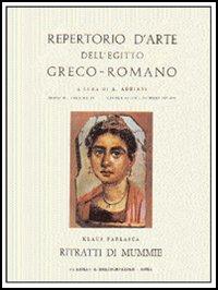 Repertorio d'arte dell'Egitto greco-romano