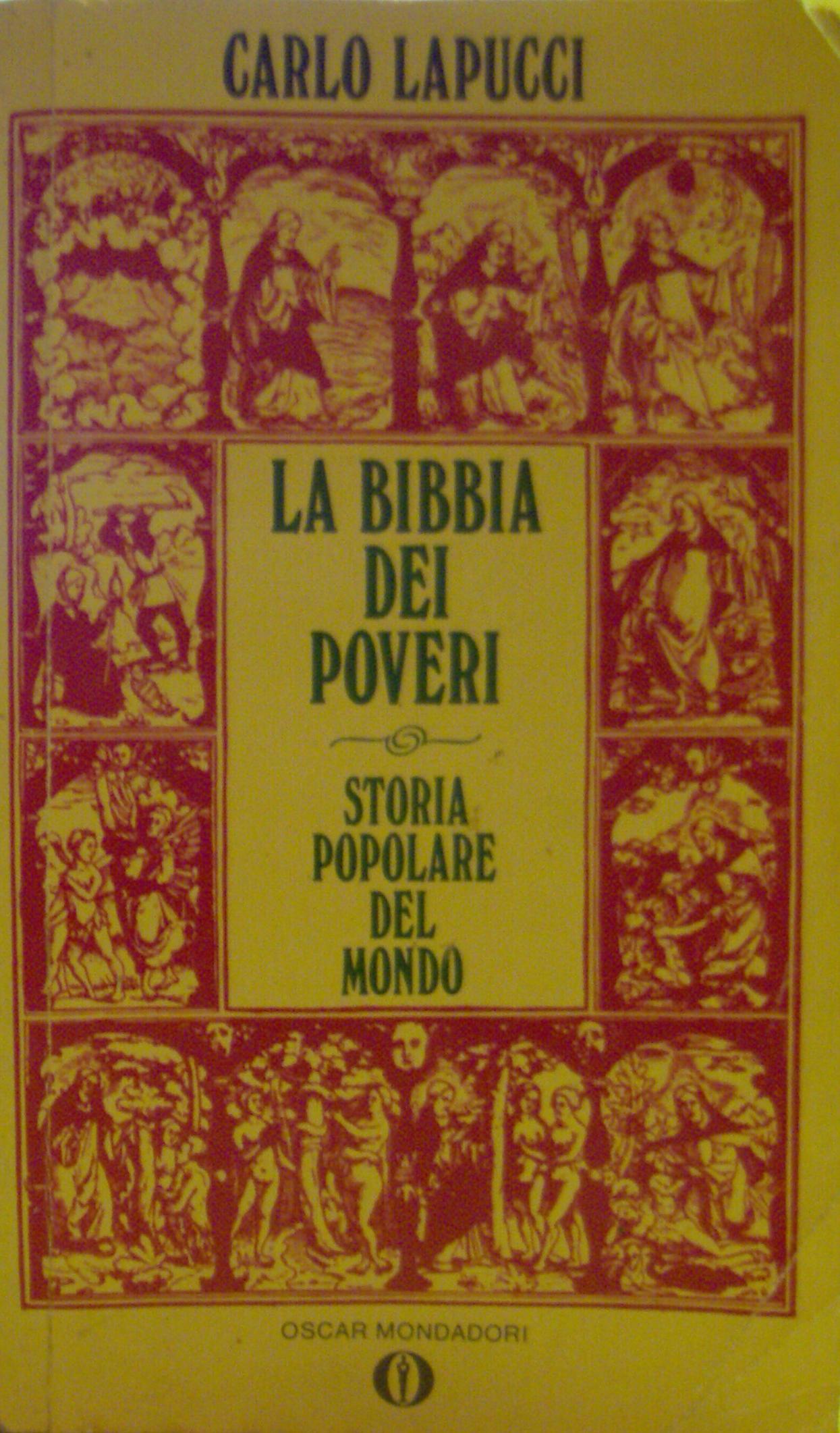 La bibbia dei poveri