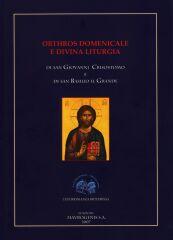 Orthos domenicale e Divina Liturgia