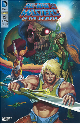 He-Man and the Masters of the Universe #23