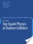Top Quark Physics at Hadron Colliders
