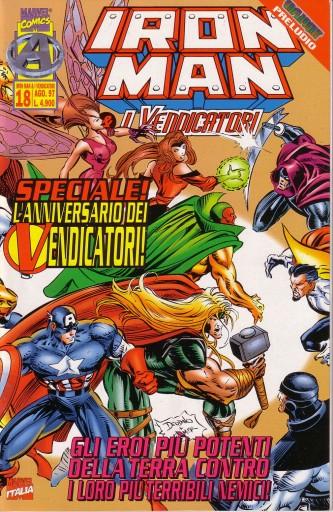 Iron Man e i Vendicatori n. 18