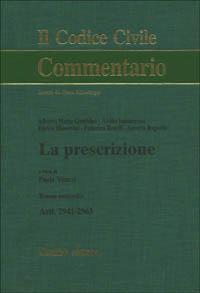 La prescrizione (Tomo II)