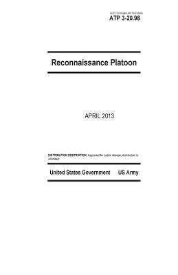 Army Techniques and Procedures 3-20.98 Reconnaissance Platoon April 2013