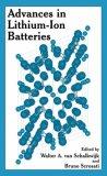 Advances in Lithium-ion Batteries